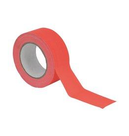 Pls ACCESSORY Gaffa Tape 50mm x 25m neon-orange uv active