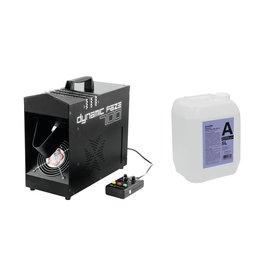 EUROLITE EUROLITE Set Dynamic Faze 700 + Smoke fluid -A2D- 5l