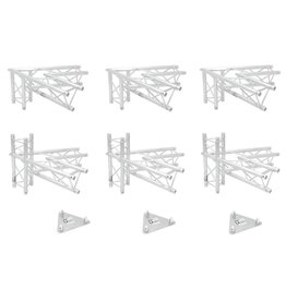 ALUTRUSS ALUTRUSS Truss set TRILOCK 6082 Promotion System Basis Set