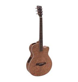 DIMAVERY DIMAVERY SP-100 Western guitar, nature