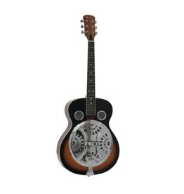 DIMAVERY DIMAVERY RS-300 Resonator guitar sunburst