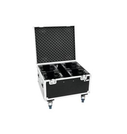 ROADINGER ROADINGER Flightcase 4x TMH FE-600 wheels