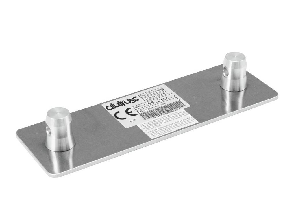 ALUTRUSS ALUTRUSS BILOCK E-GL22 baseplate male