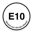 E10 sticker