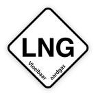 LNG sticker