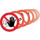 Algemene verbodsstickers