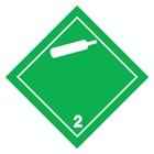 ADR-2.2 niet-ontvlambaar gas