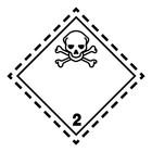 ADR-2.3 giftig gas