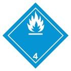 ADR-4.3 gevaarlijk met water