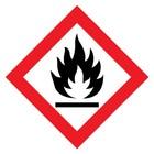 GHS-02 ontvlambare stoffen