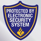 Beveiligingssticker electronic security