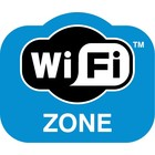 Sticker WiFi zone