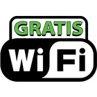 Sticker gratis WiFi