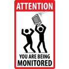 You're being Monitored