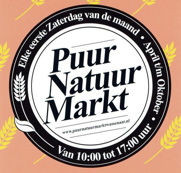 1 april 2017: Puur Natuur Markt