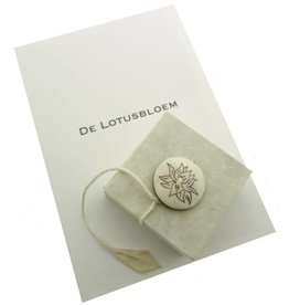 Lotus flower gift box