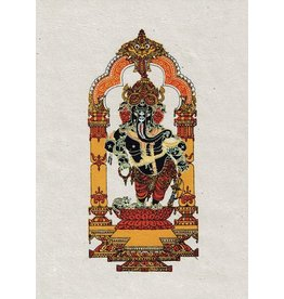 Dakini greeting card Ganesh