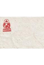 Dakini greeting card Shakyamuni Buddha