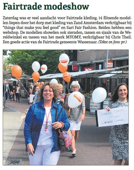 In de media: De Wassenaarse Krant