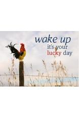ZintenZ postcard Wake up