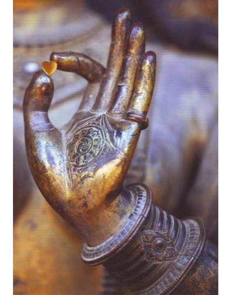 ZintenZ postkaart Buddha love