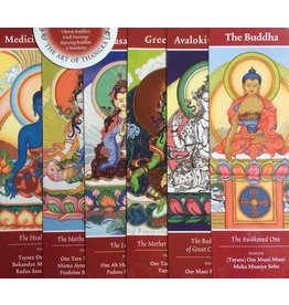 Tibetan Buddhist Art Bookmark giftset