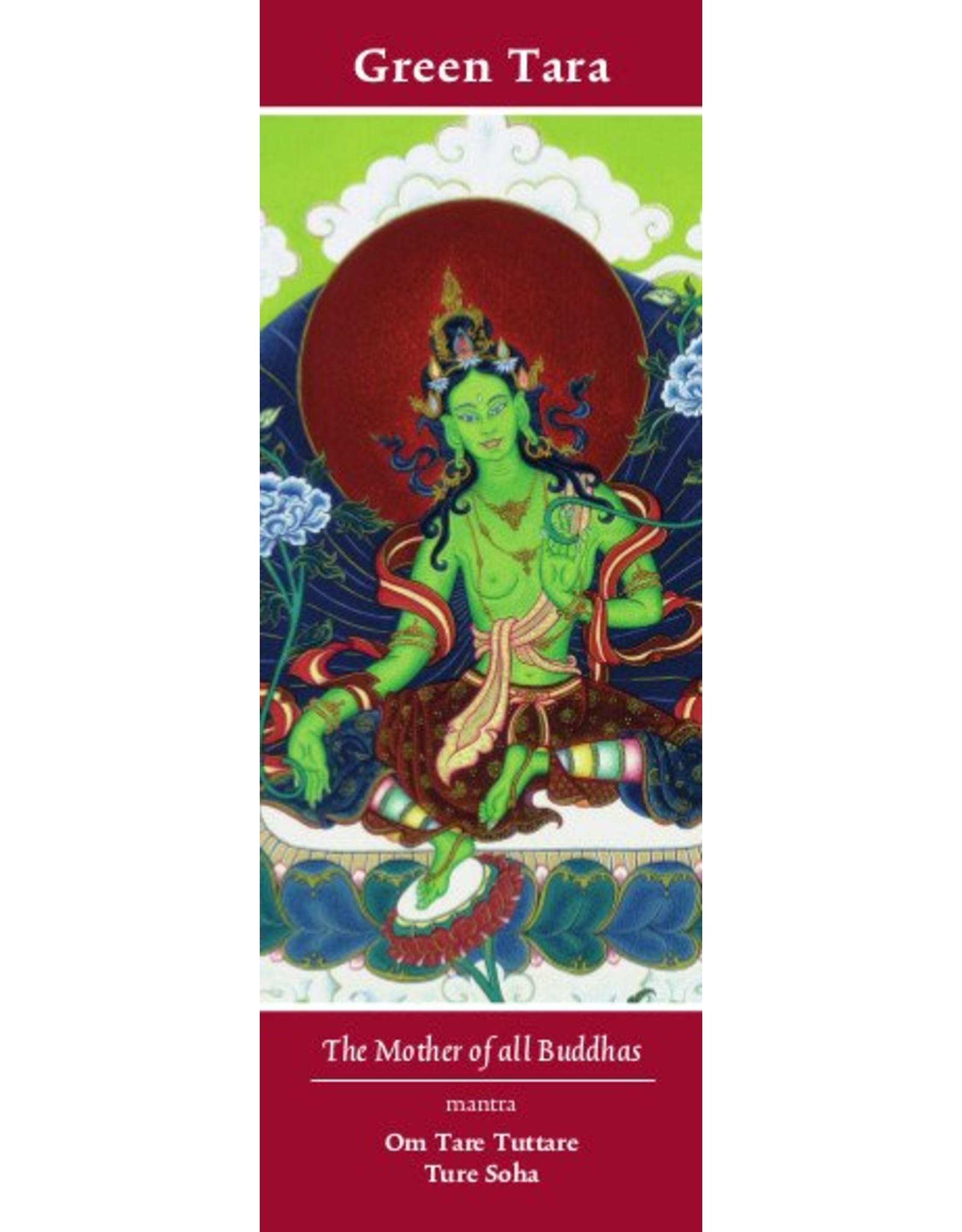 Tibetan Buddhist Art boekenlegger cadeauset