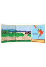 Putumayo Kids sticker book Latin America