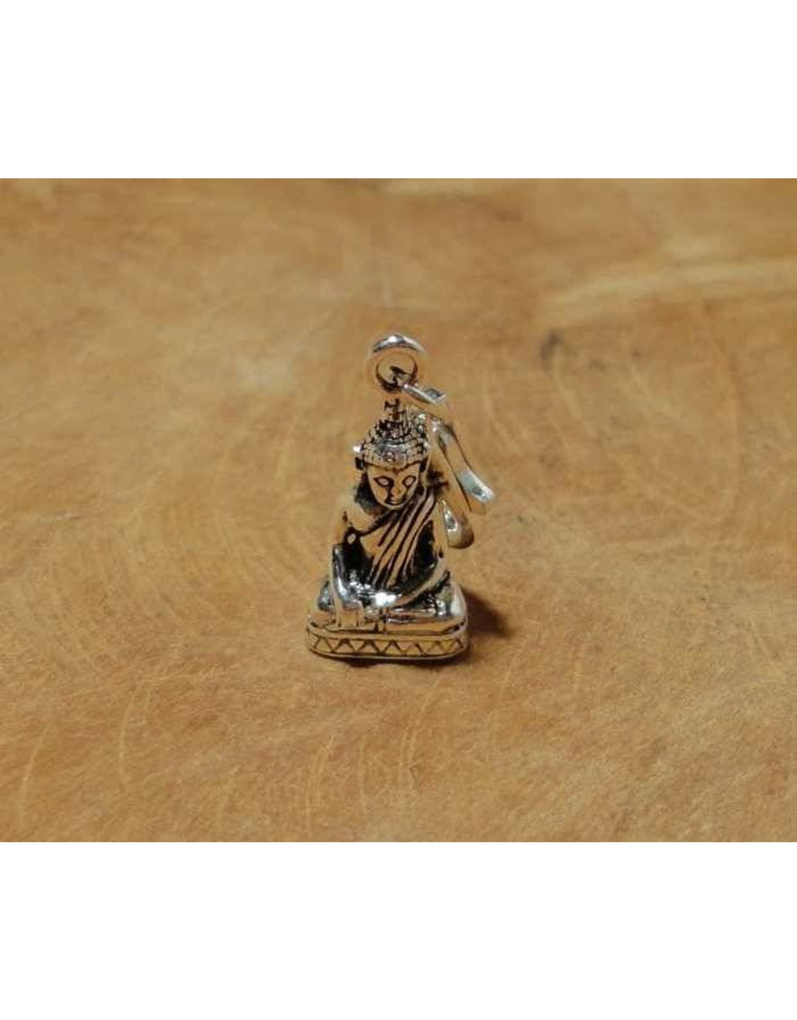 Shanti charm 3D Buddha