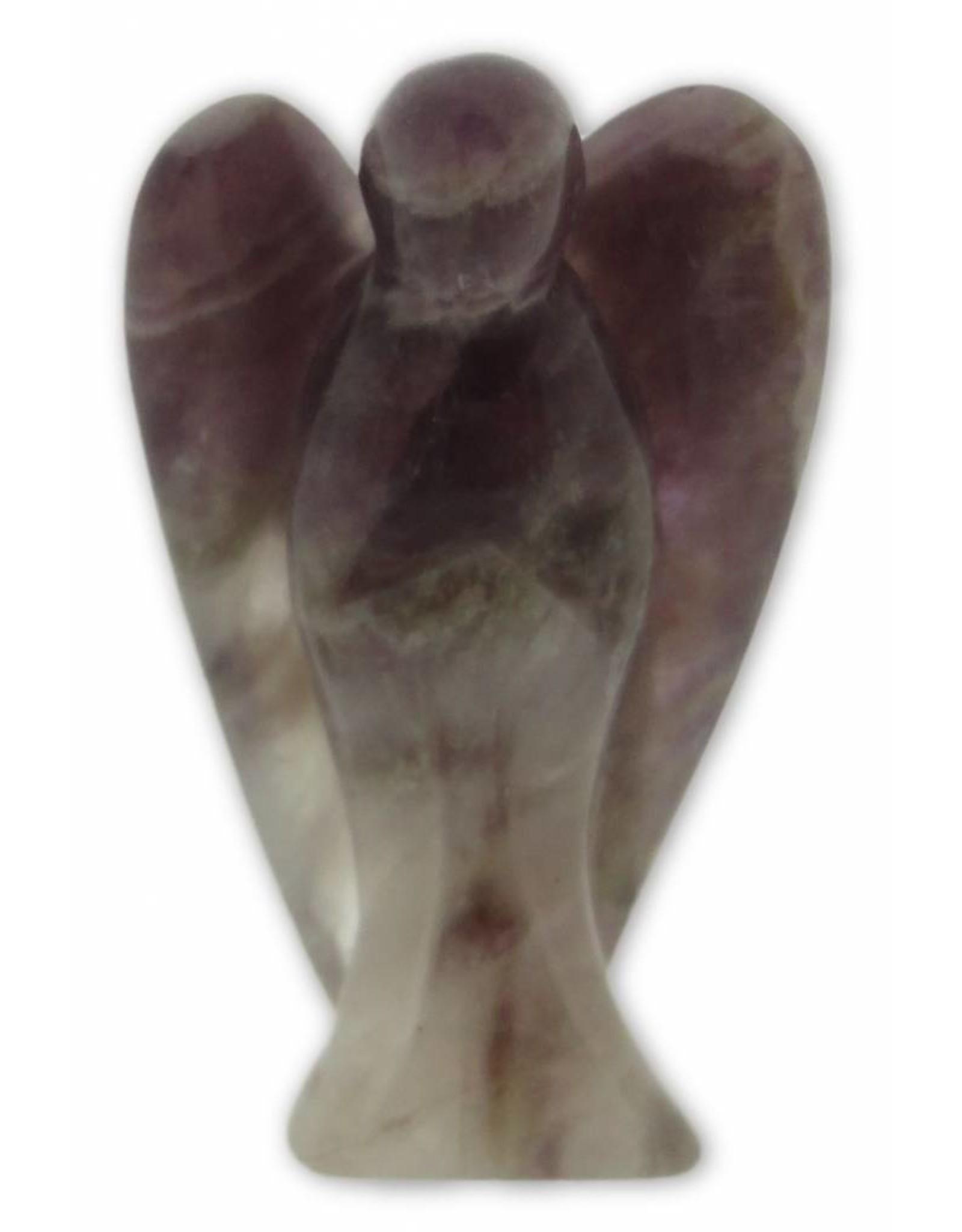 Angel Amethyst medium lilac