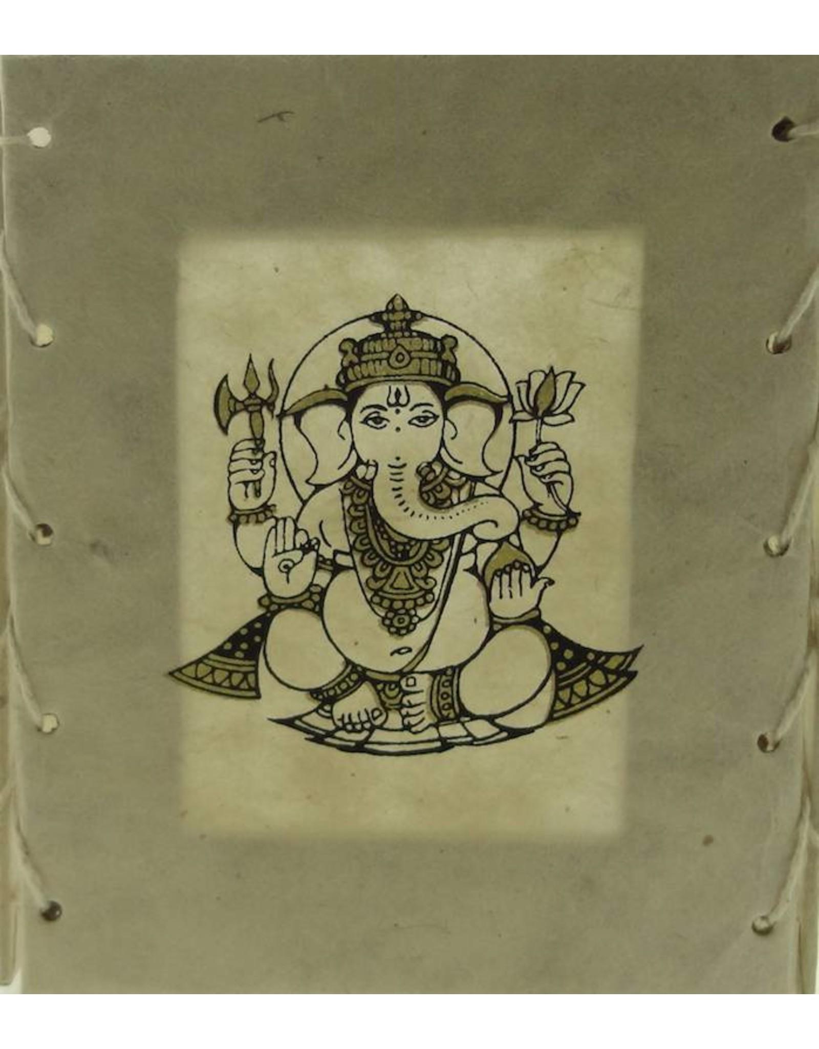 Dakini windlichtje Ganesha