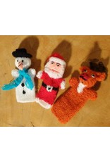 Titicaca finger puppets Christmas