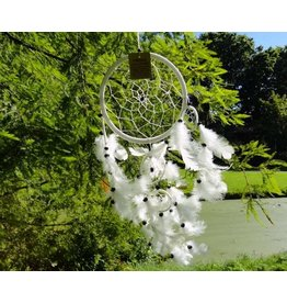 Dreamcatcher white / creme