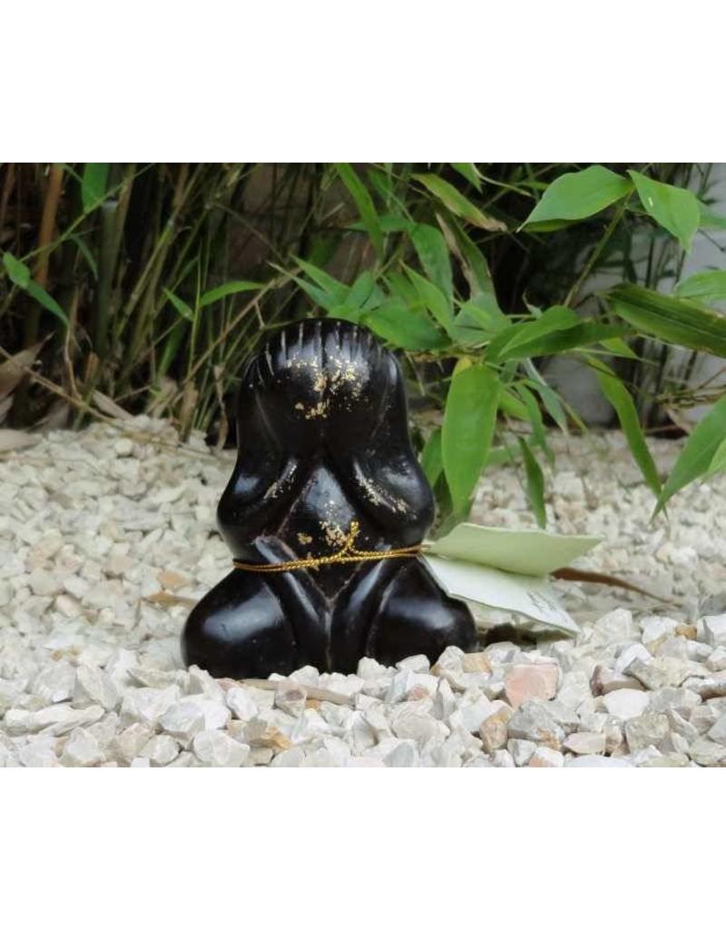 Buddha Phra Pidta brown