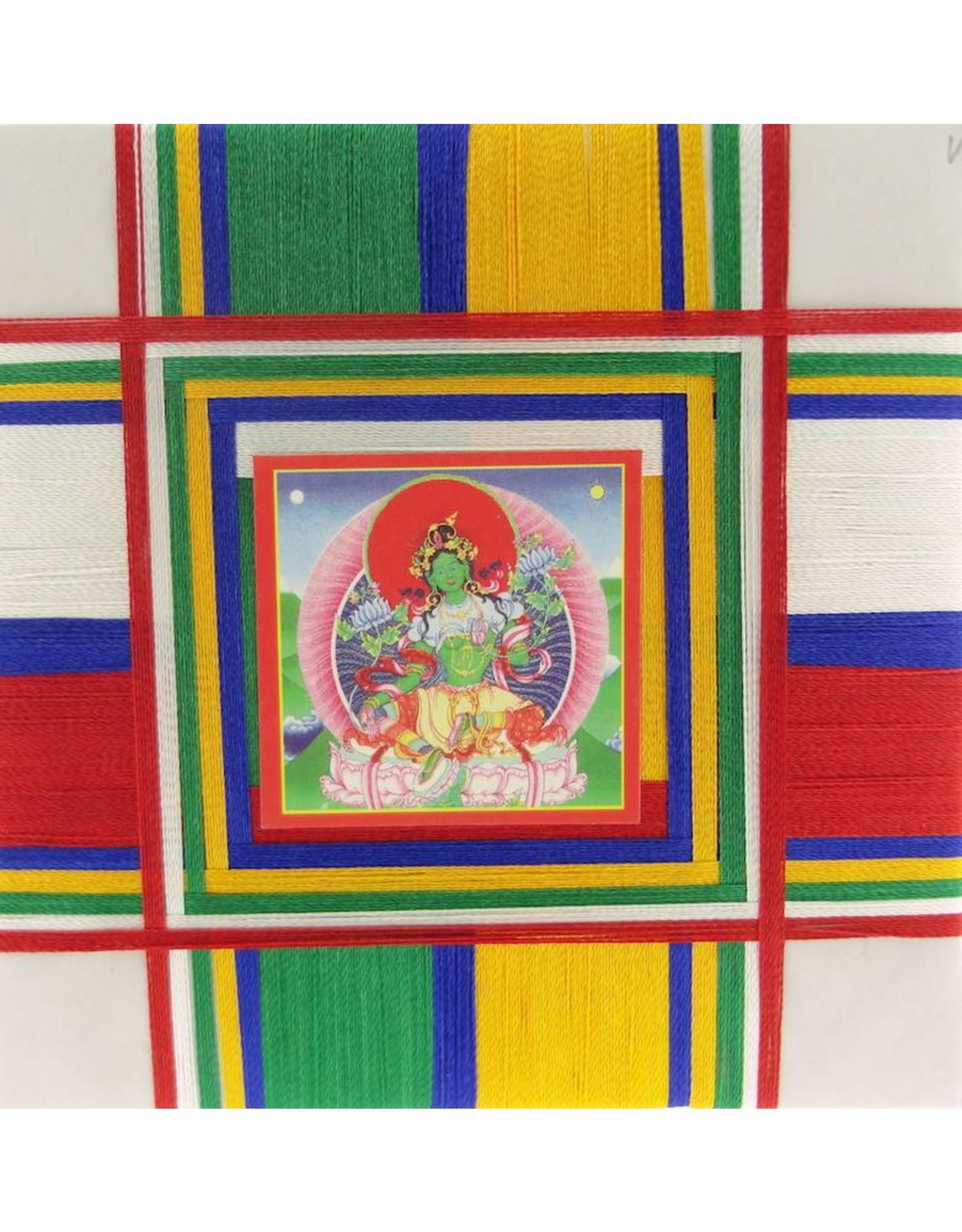 Dakini protection amulet Green Tara
