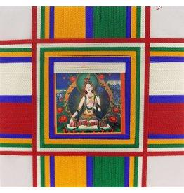 Dakini amulet White Tara XL
