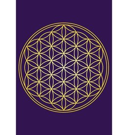 ZintenZ magnet Flower of life