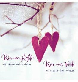 ZintenZ postkaart Kies voor Liefde