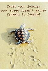 ZintenZ postkaart Trust your journey