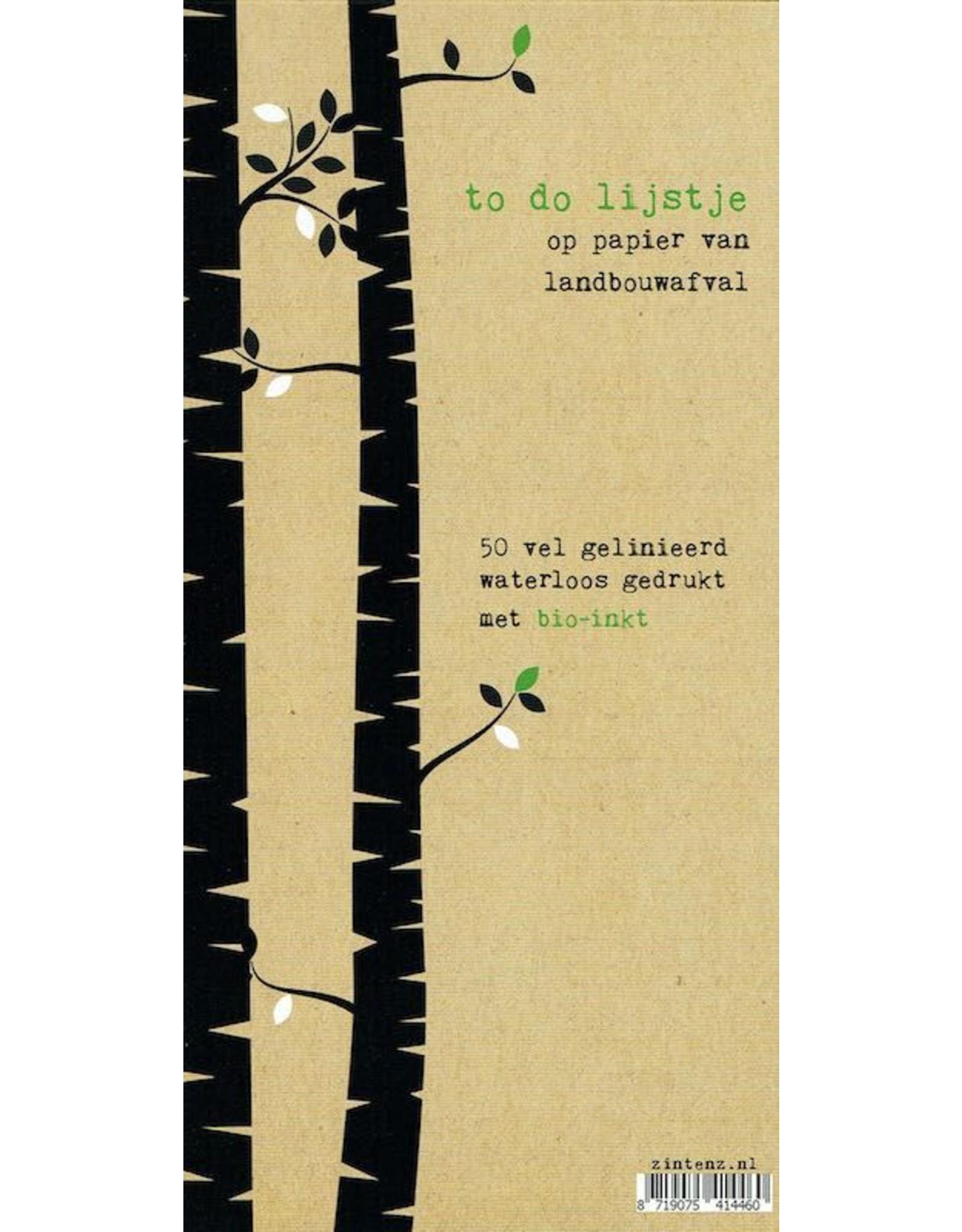 ZintenZ To Do list Tree
