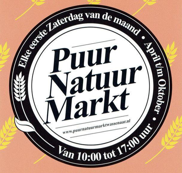2 september 2017: Puur Natuur Markt