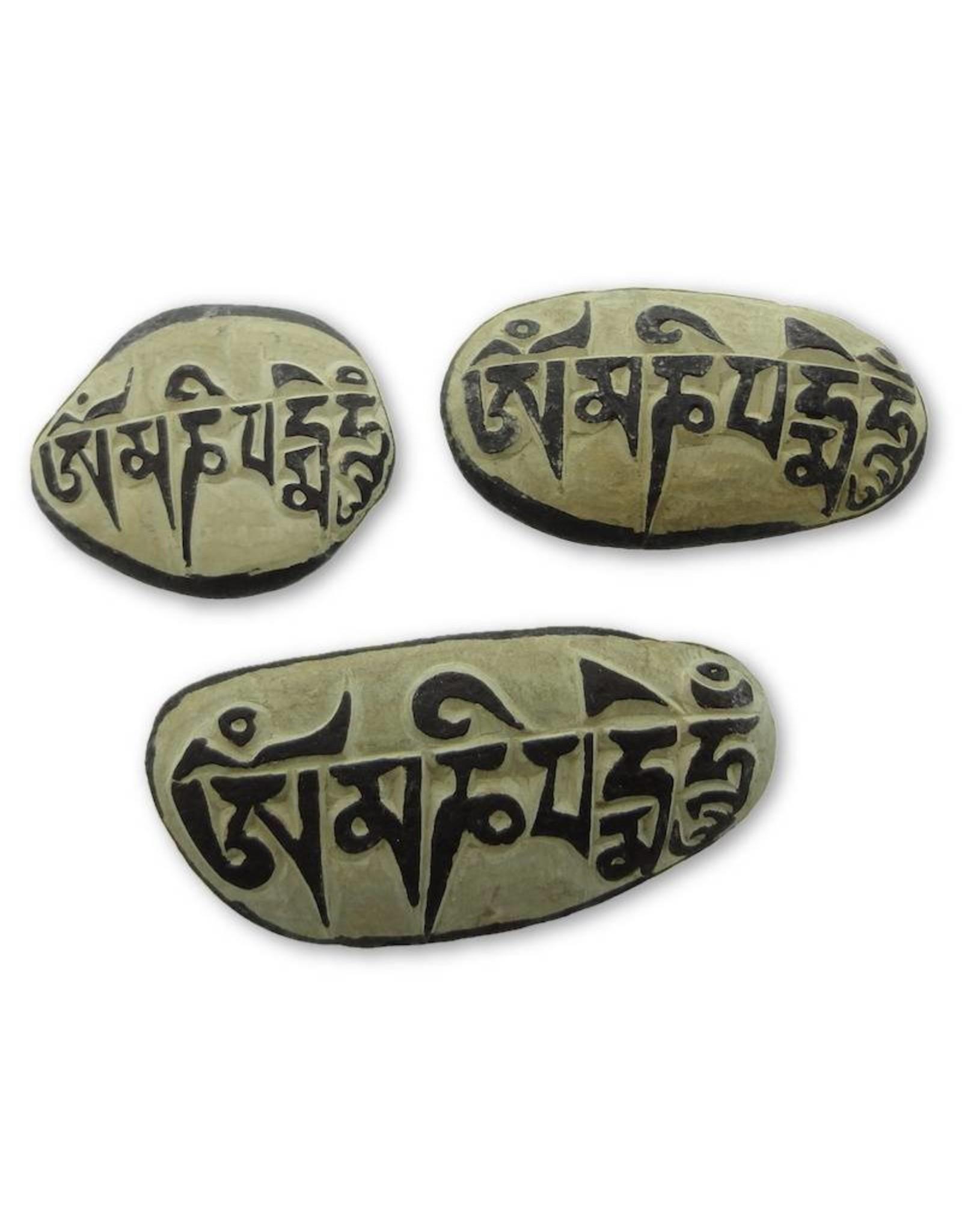 Tibetan luck stone