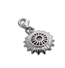 Shanti charm crown chakra