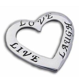 Shanti hanger Live Love Laugh