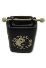 Geurolie brander Yin Yang