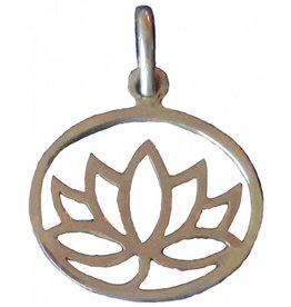 Dakini pendant lotus
