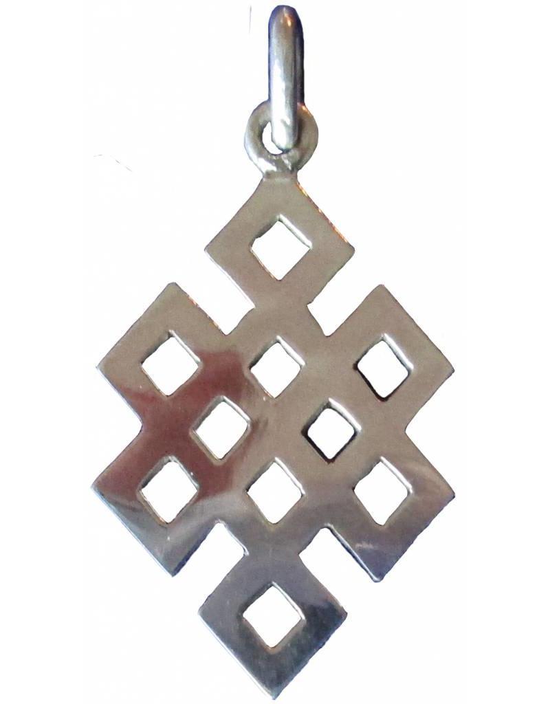 Dakini pendant Shrivatsa