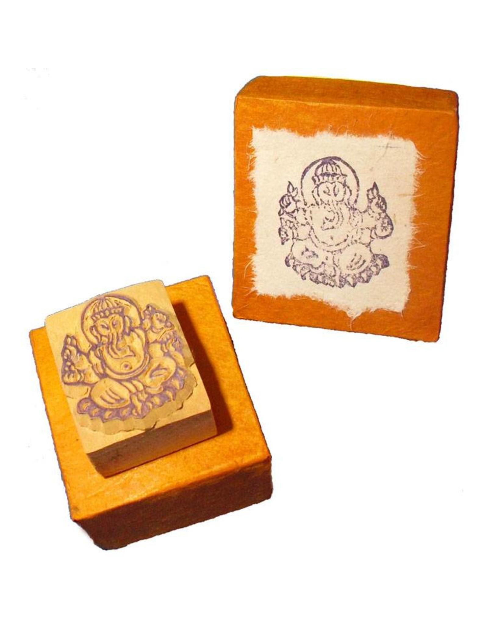Dakini stamp Ganesha