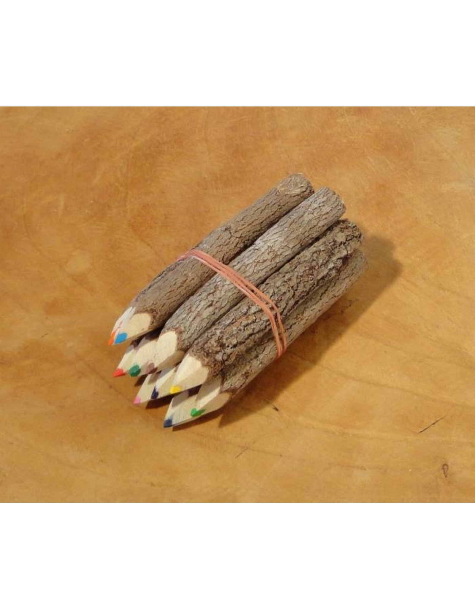 Kanika kleurpotloden set van 10 stuks 9 cm