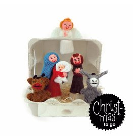 Titicaca finger puppets Christmas to go